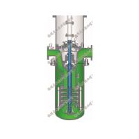 Vertical barrel pump