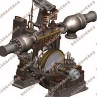 Industrially steam t