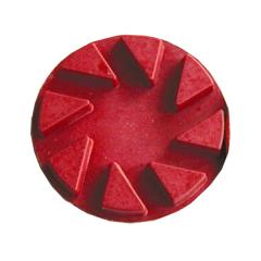 Resin floor polishin
