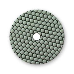 Hexagon dry polishin