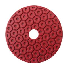 Wet polishing pads 7