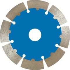 Saw blade for concre