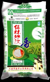绿林好汉香米15kg