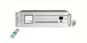 12路(净化)系统电源智能控制器(网络型