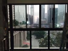 宝安西海岸深圳隔音窗安装案例