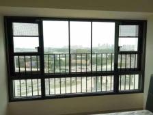 羊台苑深圳隔音窗安装案例