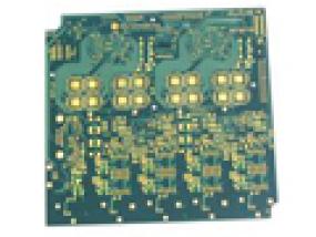 8 layer PCB, multi-l