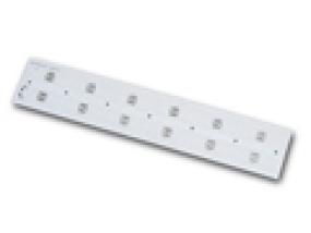 Aluminum base printe