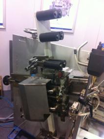 合金头焊接机
