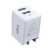 Hawk/浩客 C075 双USB充电器