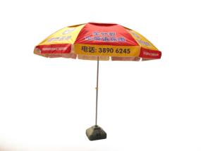 【雨伞厂家】60寸双层防风太阳伞