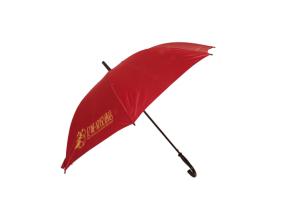 【雨伞厂家】制作27寸半纤维高尔夫雨伞