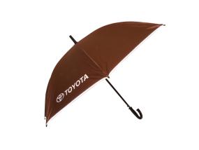 【雨伞厂家】定制丰田27寸双骨高尔夫雨伞
