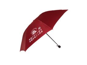 【雨伞厂家】订做21寸珠海两建精品四折广
