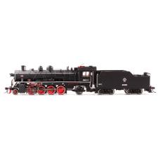 解放型蒸汽机车(#2121 京局张段)