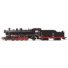 解放型蒸汽机车(#2158 西局西段)