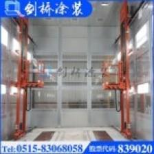 三维升降台 三维小车 喷漆室自动化输送设备