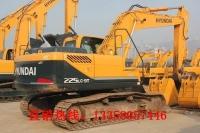 现代225-9挖机(32万起)质保一年,