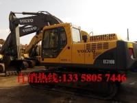 沃尔沃210B挖机(16万起)