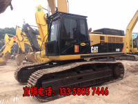 卡特349D挖机(120万起)