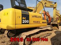 小松200-7挖机(25万起)