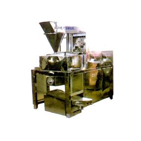 GK100型干法制粒机