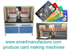 SMNCM-2 5*5 RFID Contactless Smart Card Antenna Embedding Machine