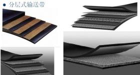 棉帆布芯分层织物输送带