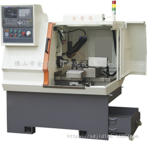 LDS-20PG-QS 前送料数控车床
