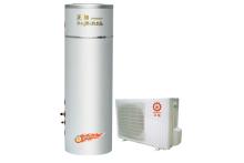 理想系列—空气能热水机组(家用型、水循环)