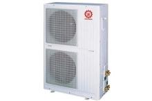 智慧系列—冷暖浴三联供机组(家用机,侧出风)
