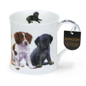 英国DUNOON骨瓷杯 马克杯 英伦乡村杯型