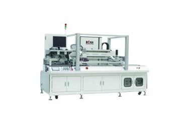 全自动CCD影像对位丝印机