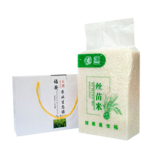 丝苗米 增城特产丝苗米 福安有机丝苗米  有机米 5斤装