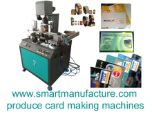 SMHSM-1 Hologram and Signature Stamping Machine