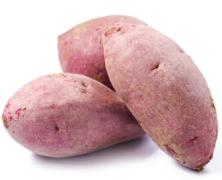 红皮黄心番薯 有机番薯 福安番薯 福安有机农庄 地瓜500g