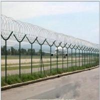 刺网隔离栅的安全性能分析