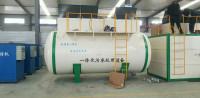 源丰环保地埋式一体化污水处理设备