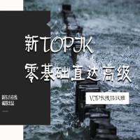 【名师直播】2017年10月TOPIK零基础直达高级旗舰VIP全程班