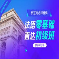 【新东方名师精讲】法语零基础直达初级班(欧标A1水平)