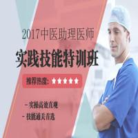 2017中医助理医师实践技能特训班