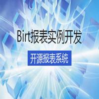 Birt报表实例开发