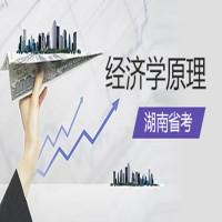经济学原理(湖南省考)串讲班