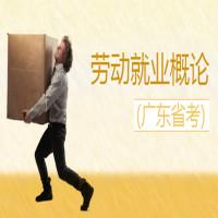 劳动就业概论(广东省考)基础学习班