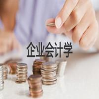 企业会计学全程班