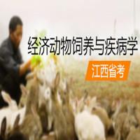 经济动物饲养与疾病学(江西省考)串讲班