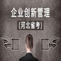 企业创新管理(河北省考)串讲班