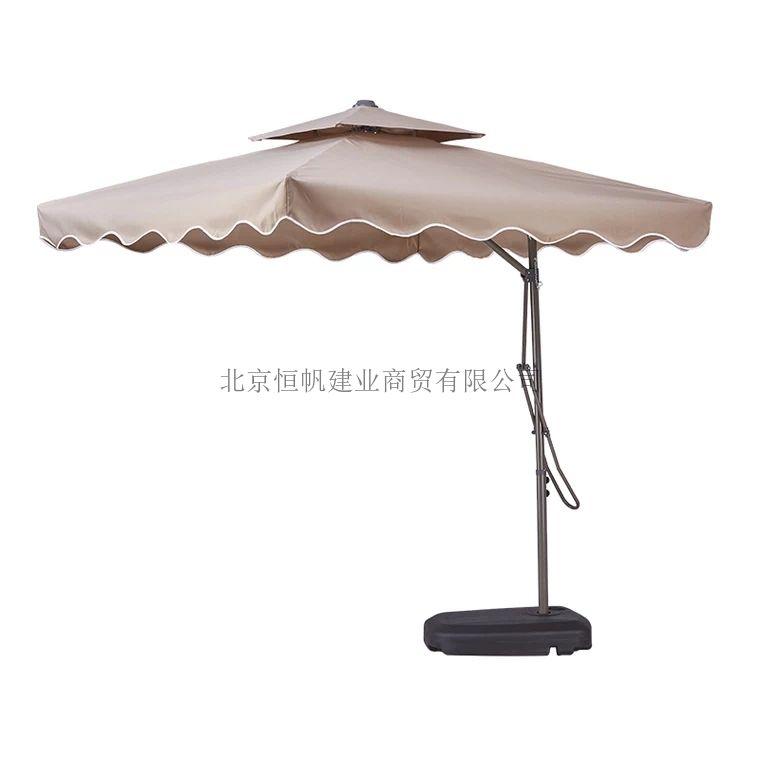 岗亭安保遮阳伞