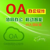 协同办公OA 智能移动OA办公软件40人