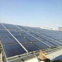 群普太阳能热水系统工程